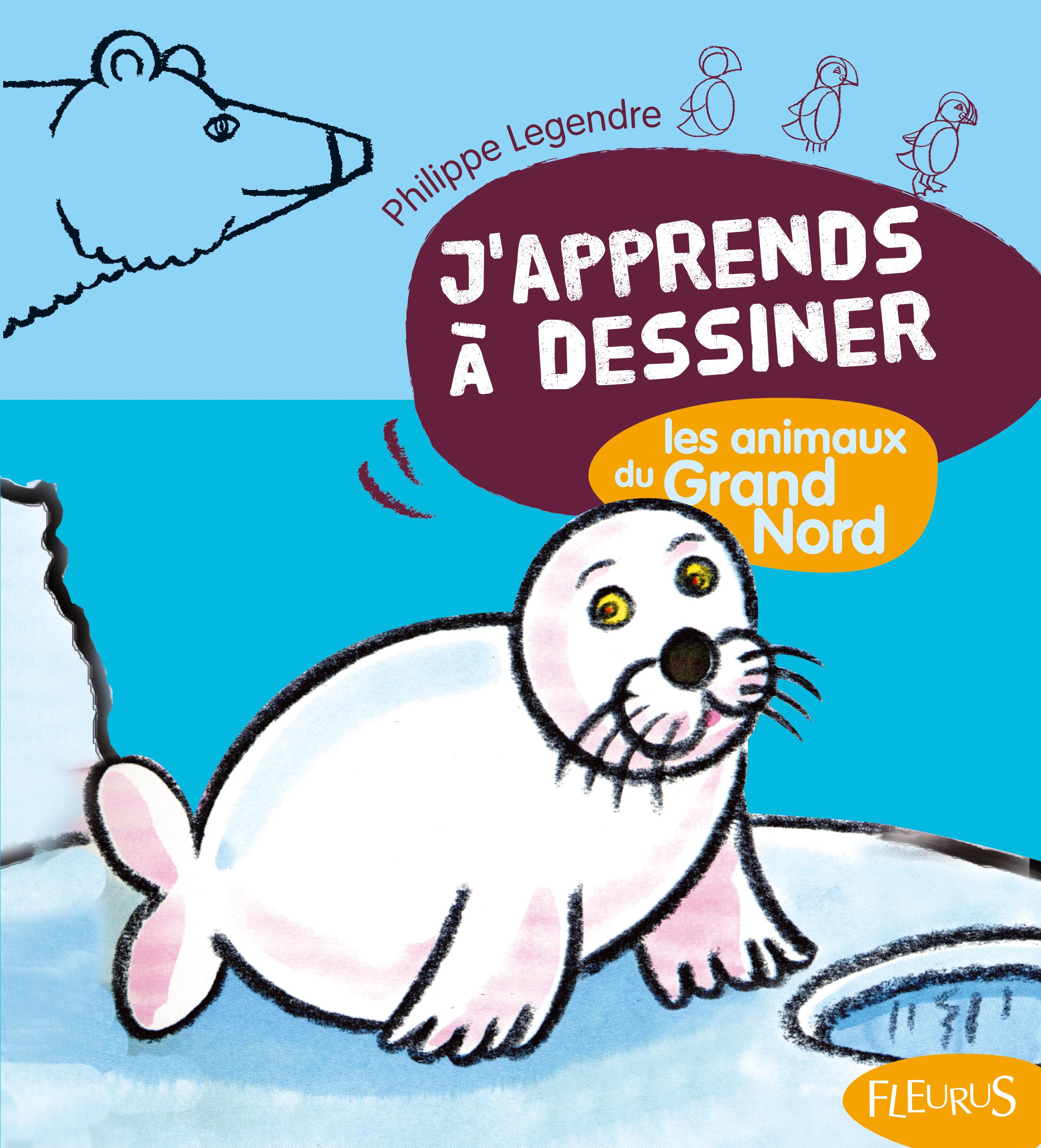 DESSINER LES ANIMAUX DU GRAND NORD