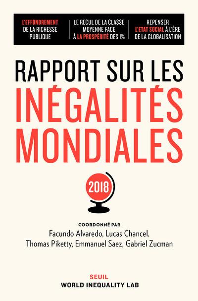 RAPPORT SUR LES INEGALITES MONDIALES - 2018