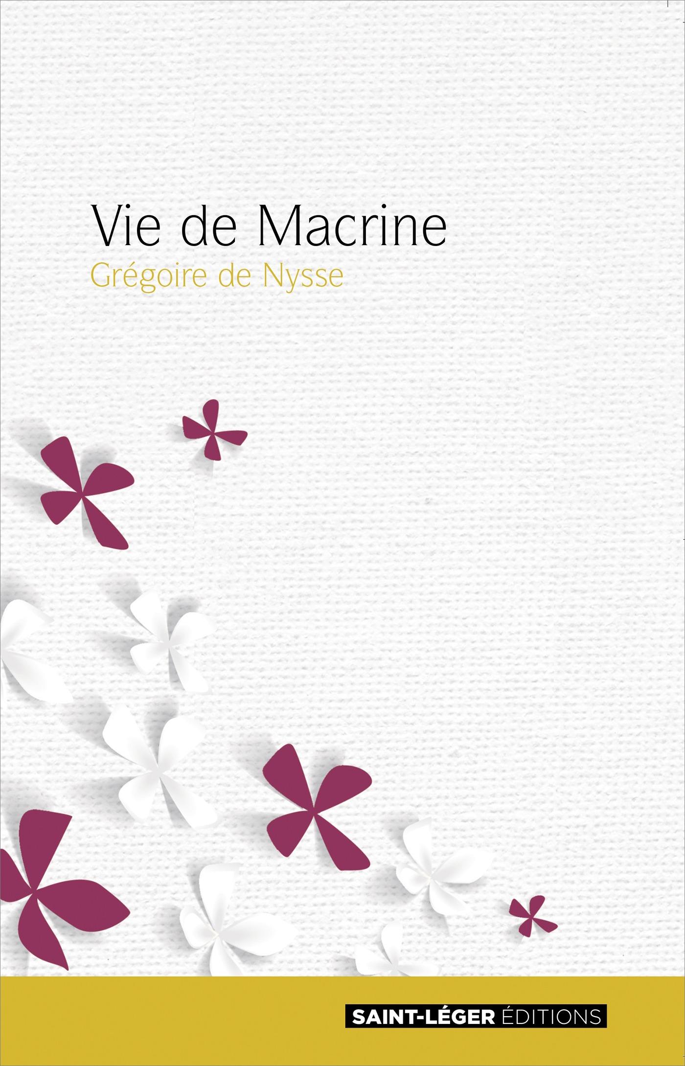 Vie de Macrine