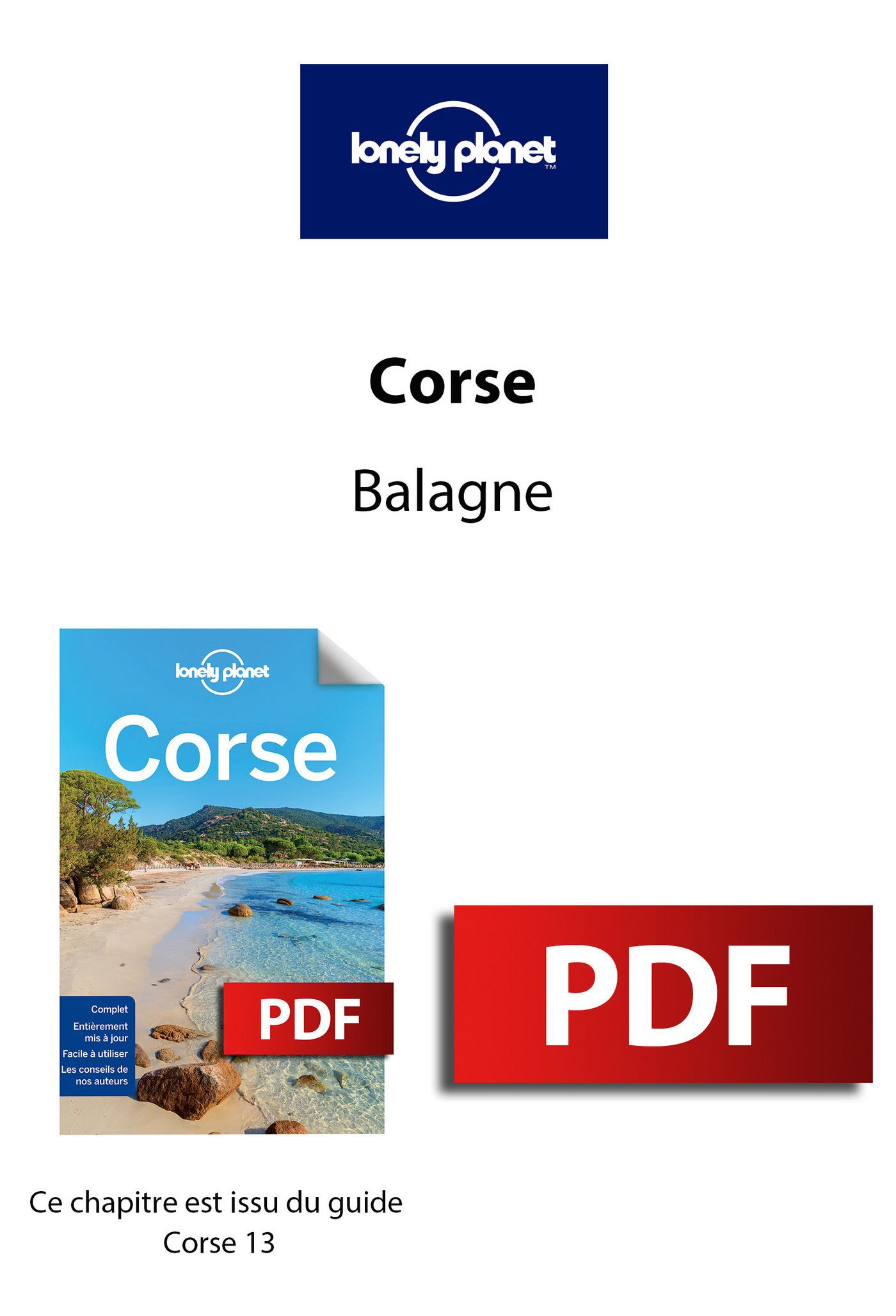 Corse - Balagne