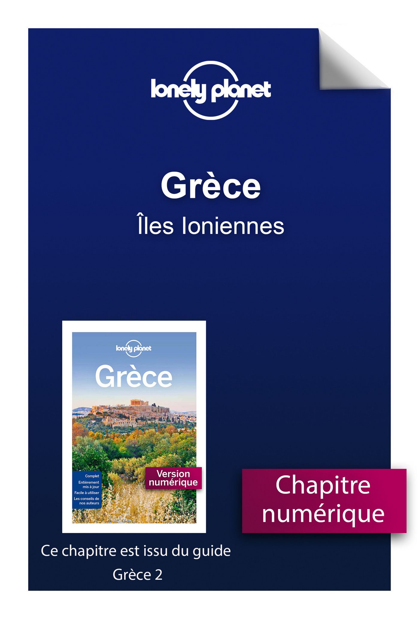 Grèce - Îles Ioniennes