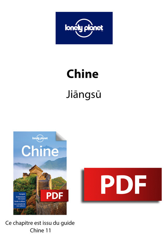 Chine - Jiangsu