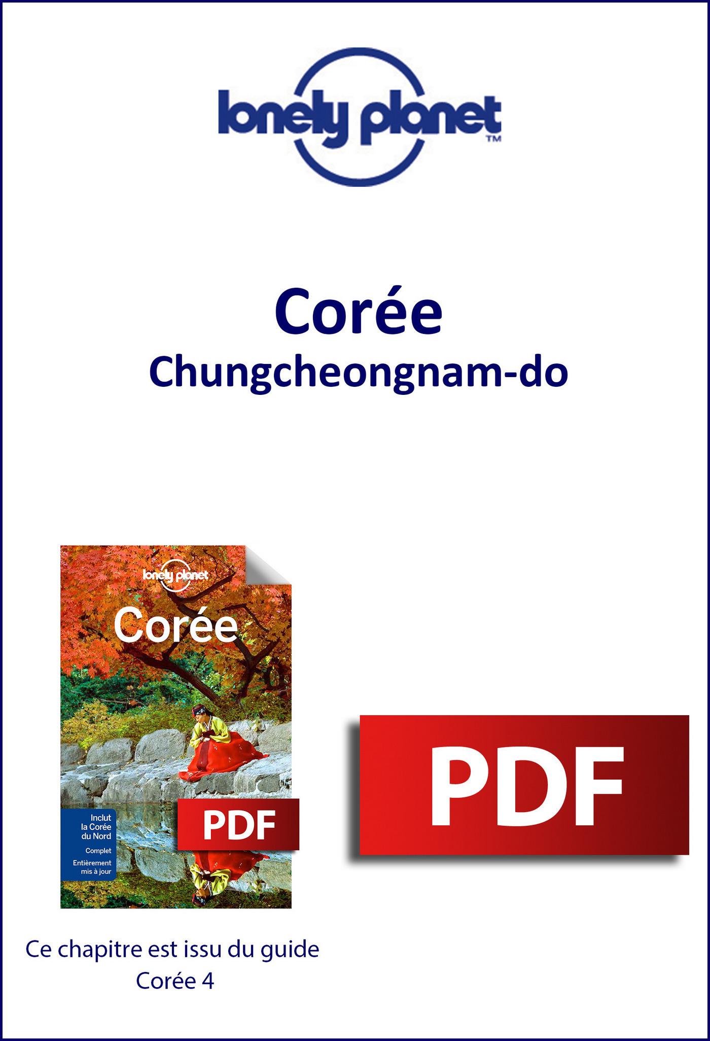 Corée - Chungcheongnam-do