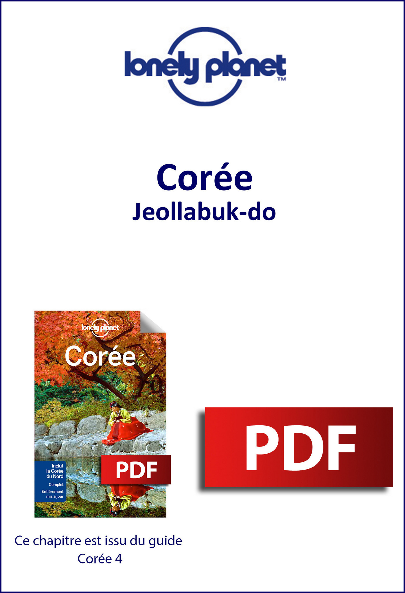 Corée - Jeollabuk-do