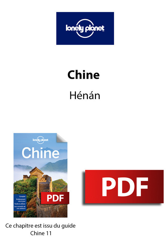 Chine - Hénán