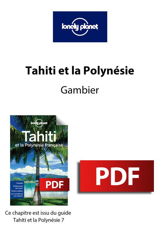 Tahiti - Gambier
