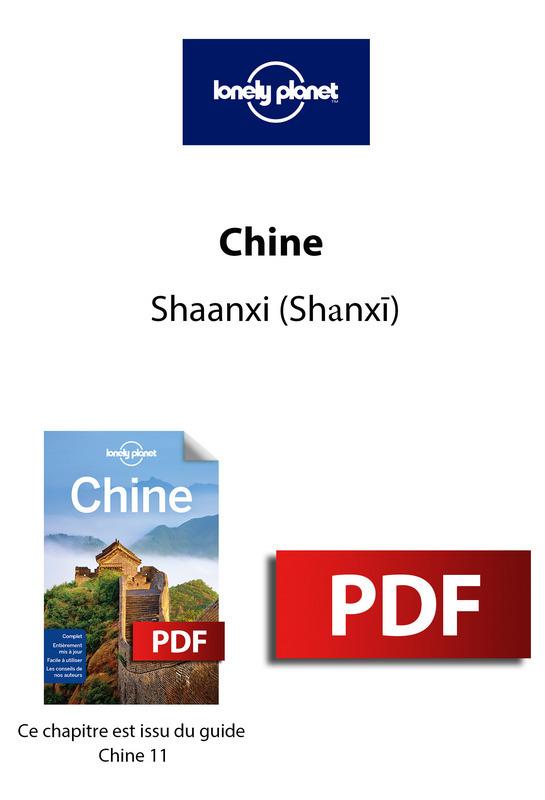 Chine - Shaanxi (Shanxi)