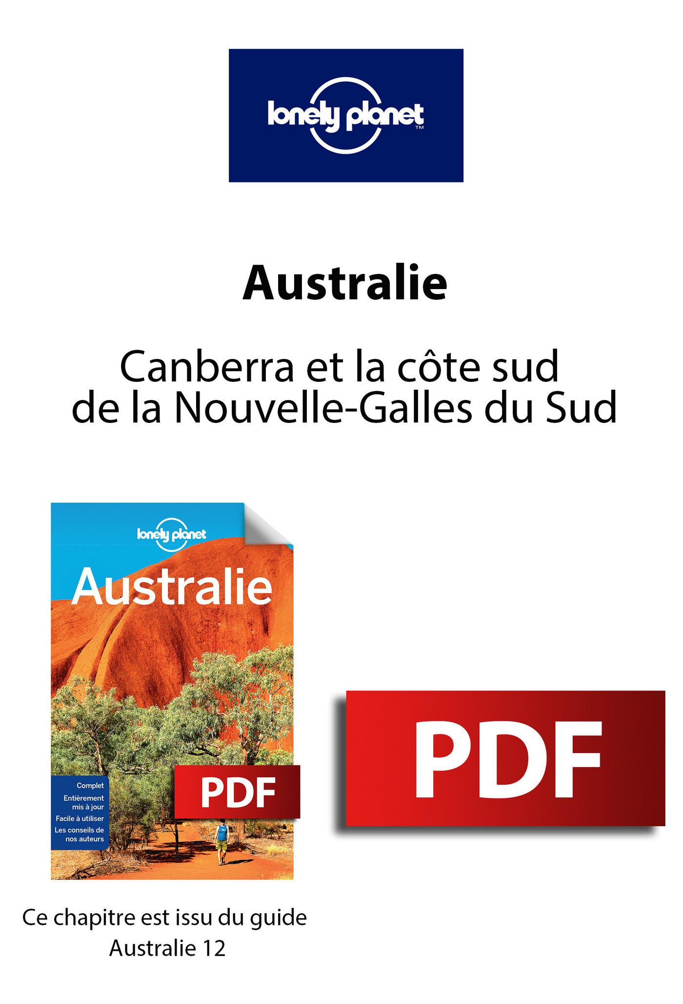 Australie - Canberra et la côte sud de la Nouvelle-Galles du Sud