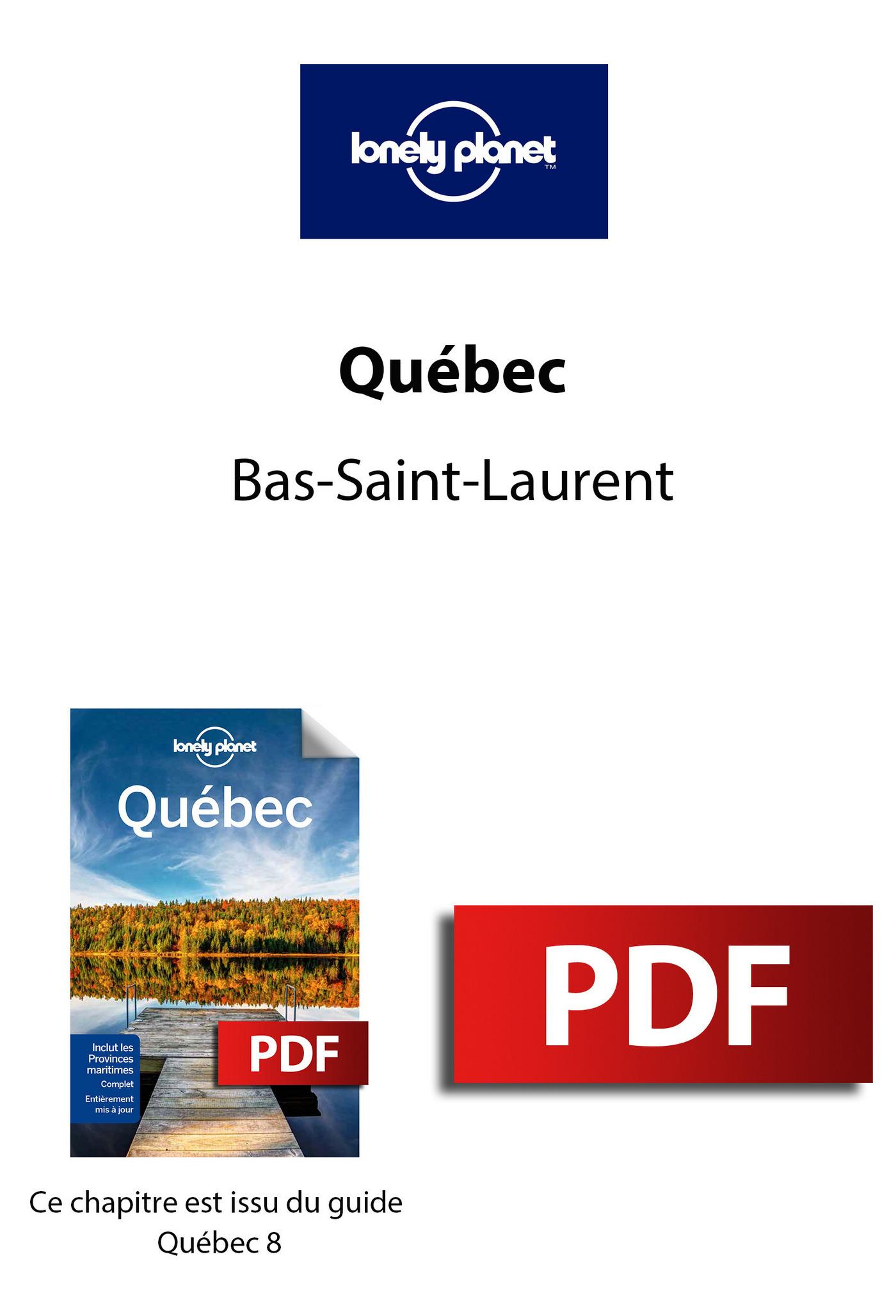 Québec - Bas-Saint-Laurent