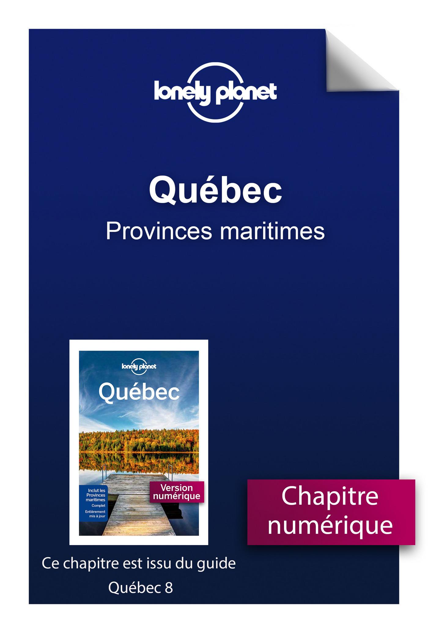 Québec - Provinces maritimes