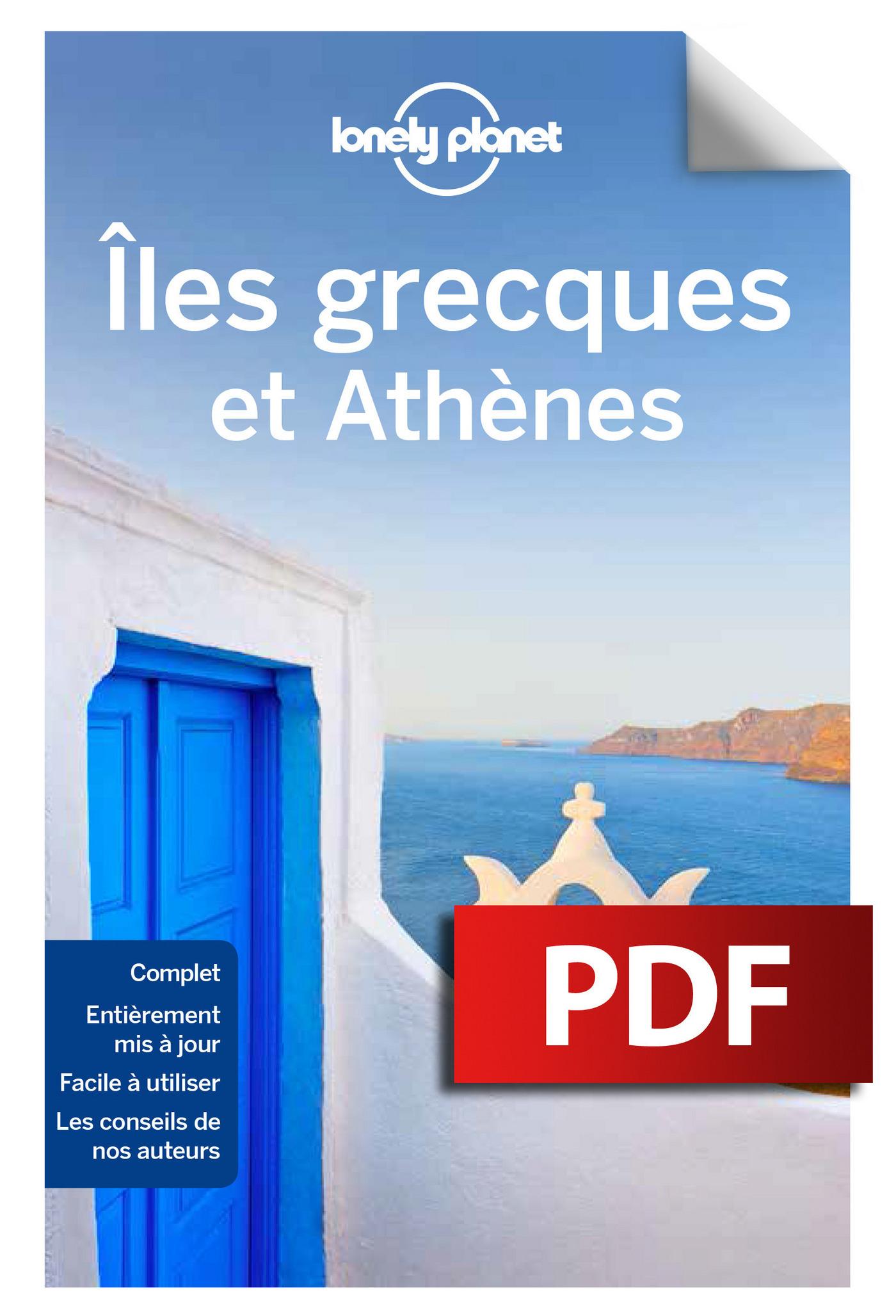 Îles grecques et Athènes 9ed