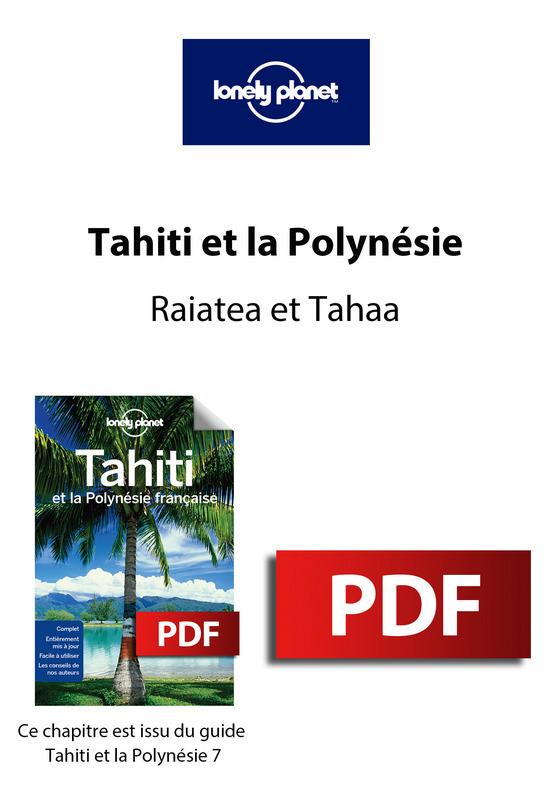 Tahiti - Raiatea et Tahaa