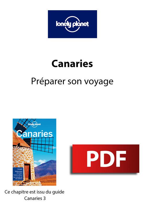 Canaries - Préparer son voyage