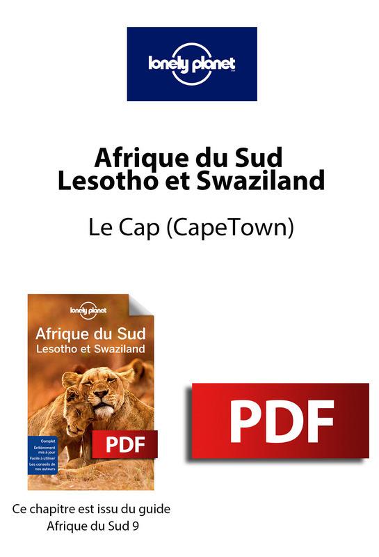 Afrique du Sud - Le Cap (CapeTown)