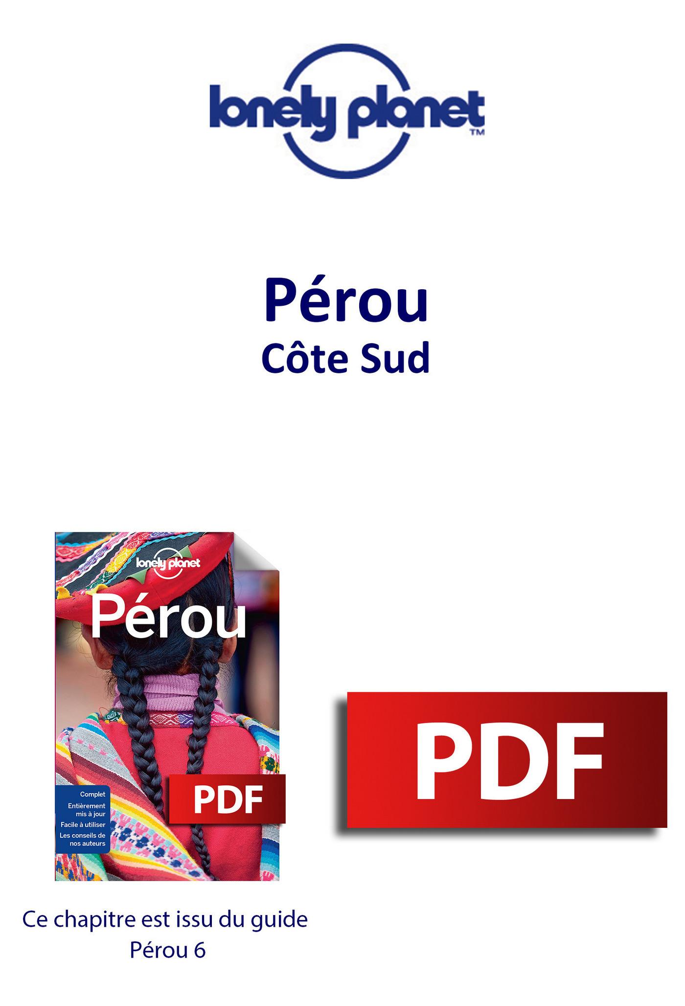 Pérou - Côte Sud