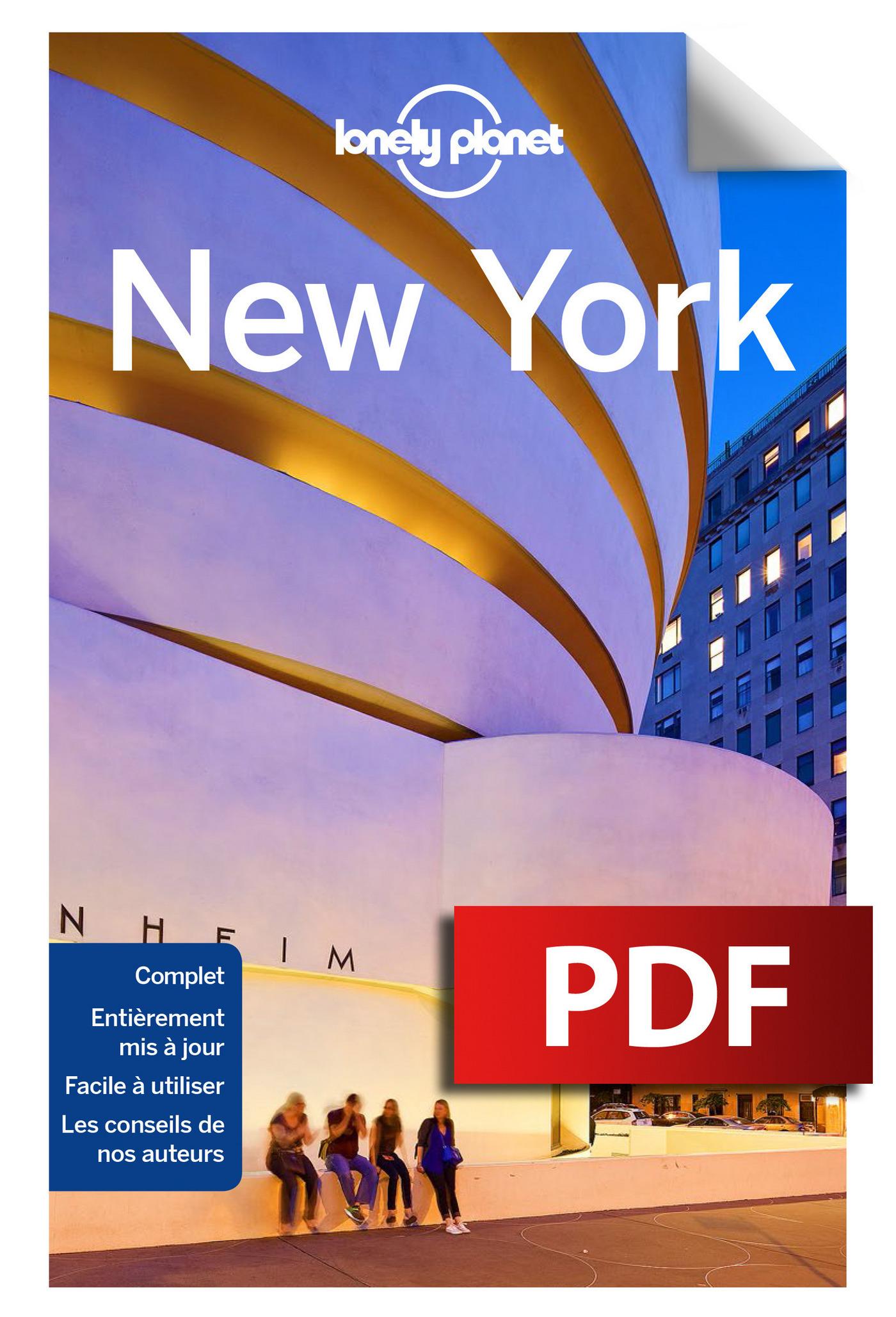 New York City guide - 10ed