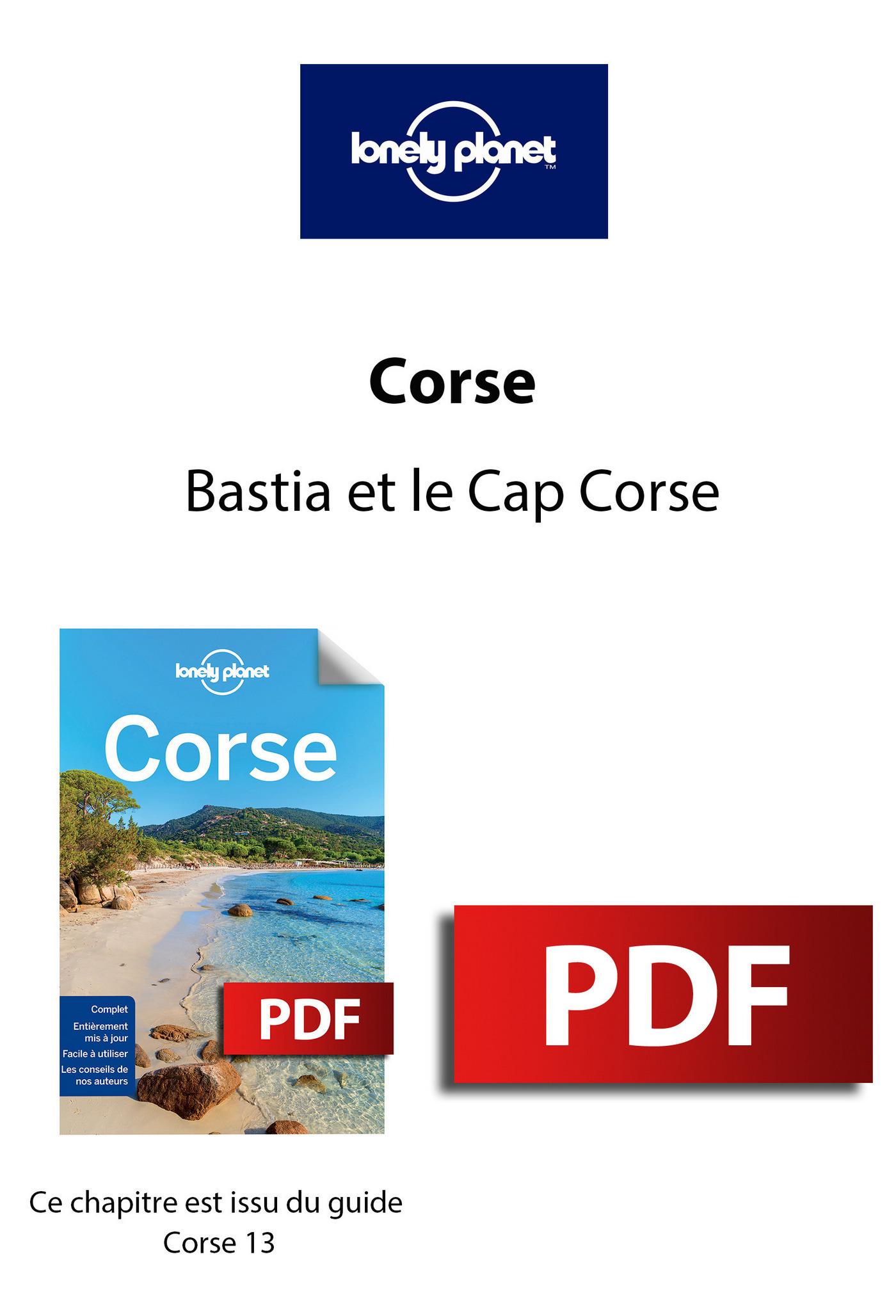 Corse - Bastia et le Cap Corse