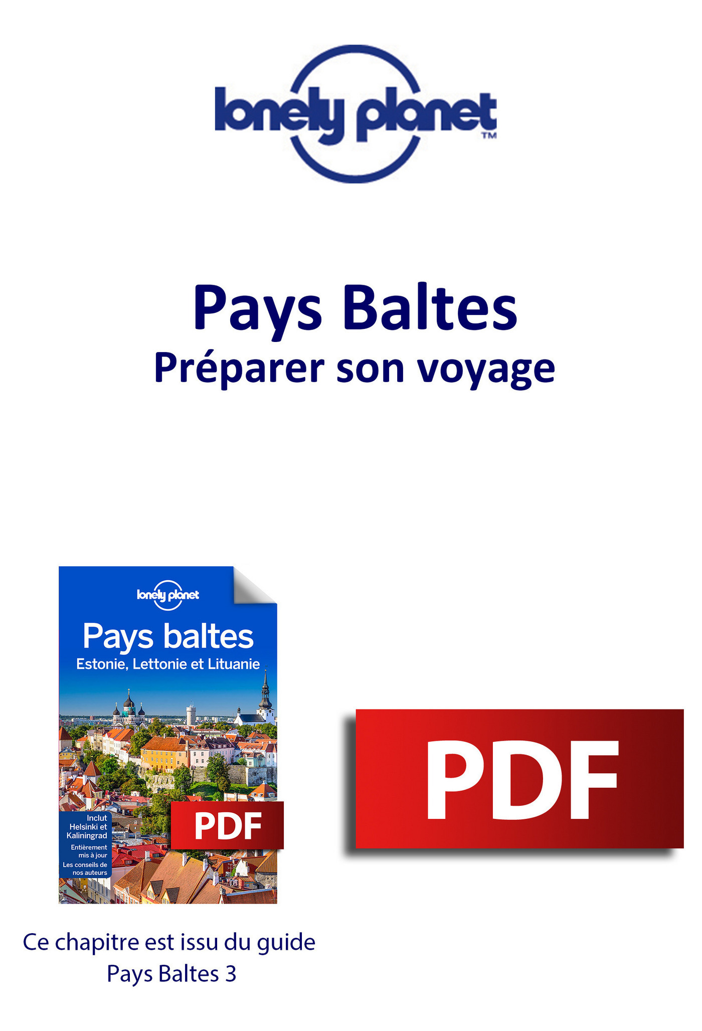 Pays Baltes - Préparer son voyage