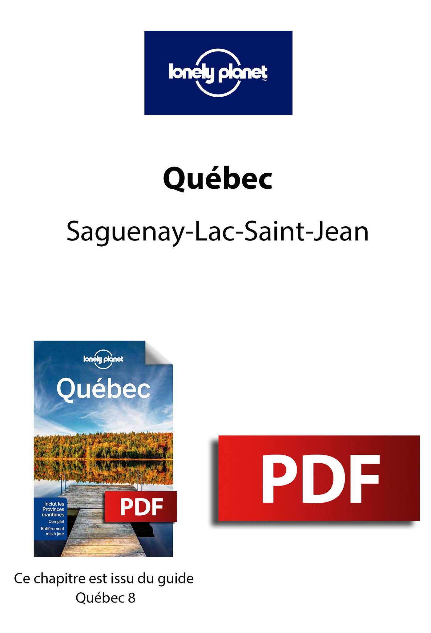 Québec - Saguenay-Lac-Saint-Jean