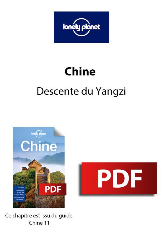 Chine - Descente du Yangzi