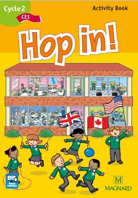 HOP IN CYCLE 2 CE1 ACTIVITY BOOK