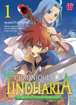 CHRONIQUES DE TINDHARIA TOME 1