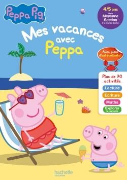 MES VACANCES AVEC PEPPA PIG MS A GS
