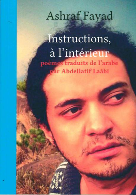 INSTRUCTIONS,A L'INTERIEUR