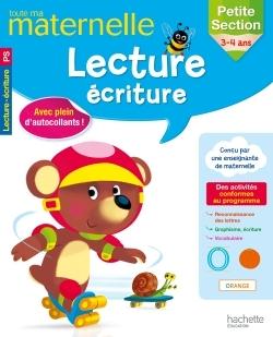 TOUTE MA MATERNELLE - LECTURE ECRITURE PETITE SECTION