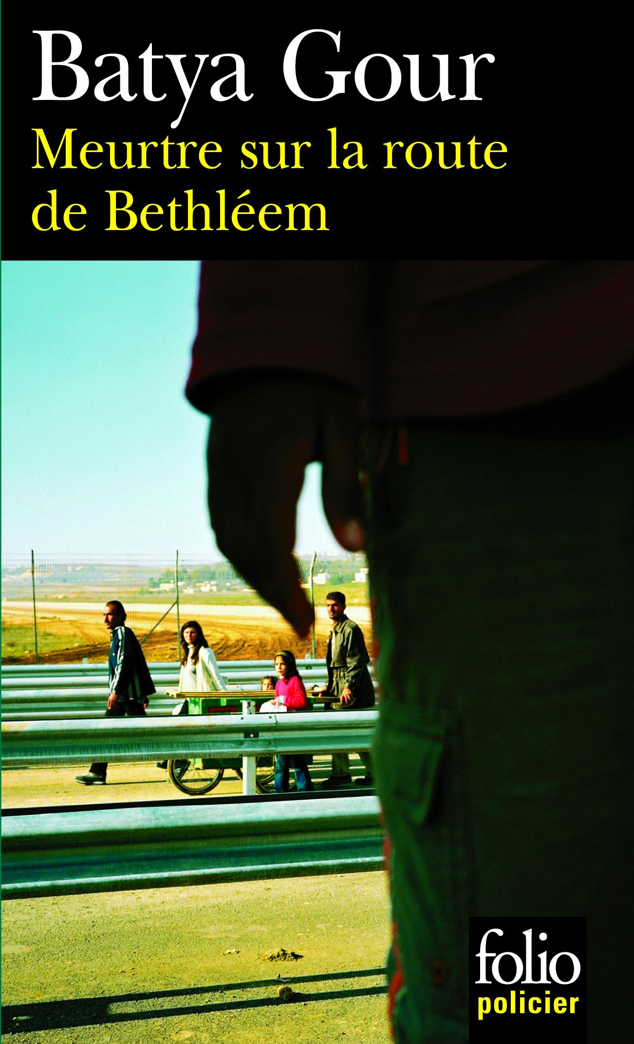 MEURTRE SUR LA ROUTE DE BETHLEEM (UNE ENQUETE DU COMMISSAIRE MI