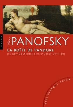 LA BOITE DE PANDORE. LES METAMORPHOSES D'UN SYMBOLE MYTHIQUE.