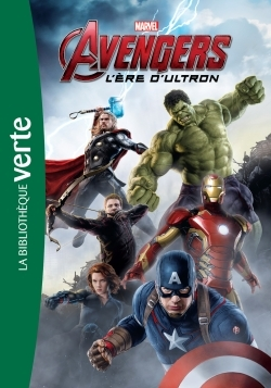 BIBLIOTHEQUE MARVEL 02 - THE AVENGERS 2, L'ERE D'ULTRON - LE ROMAN DU FILM