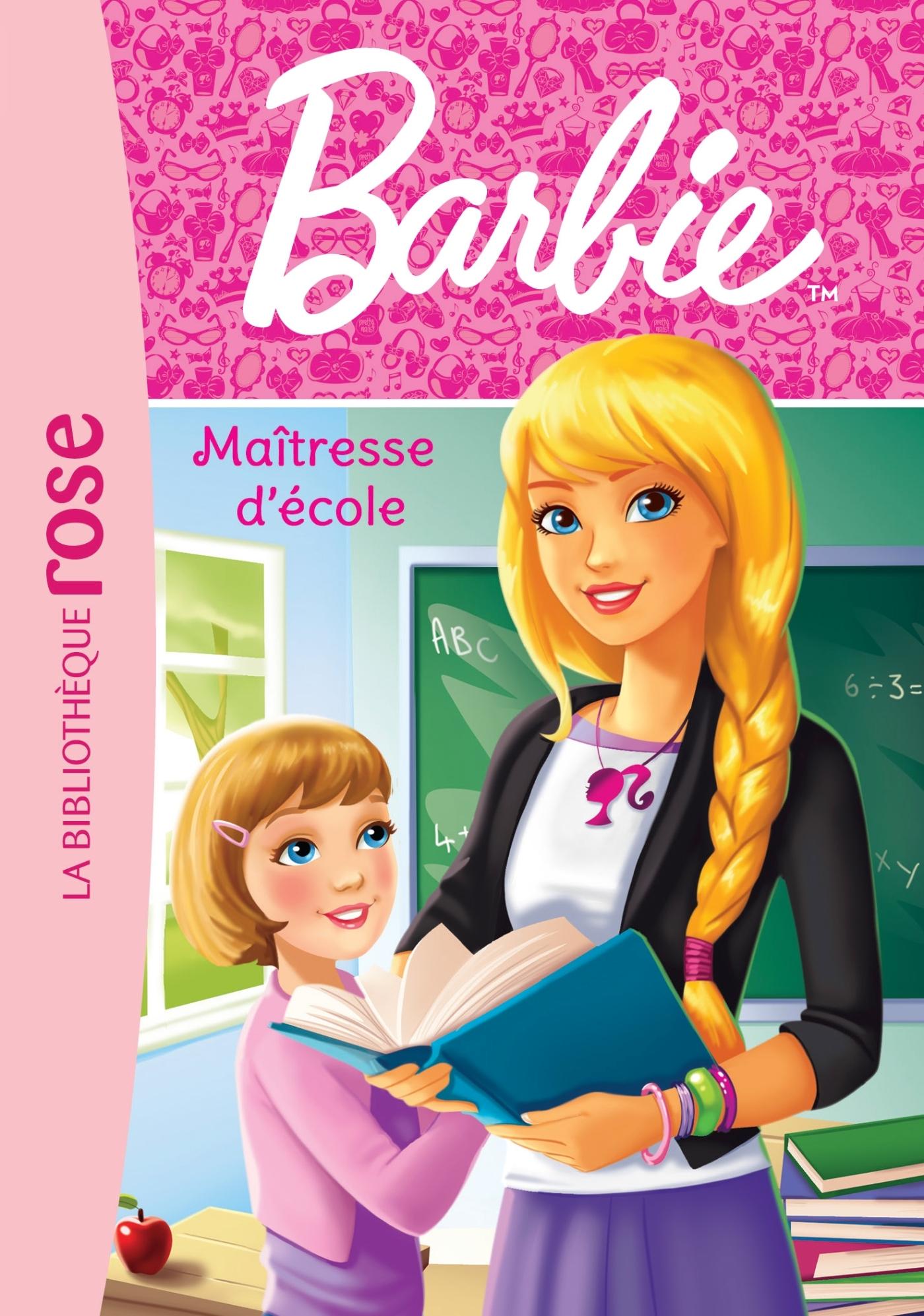 BARBIE 01 - MAITRESSE D'ECOLE