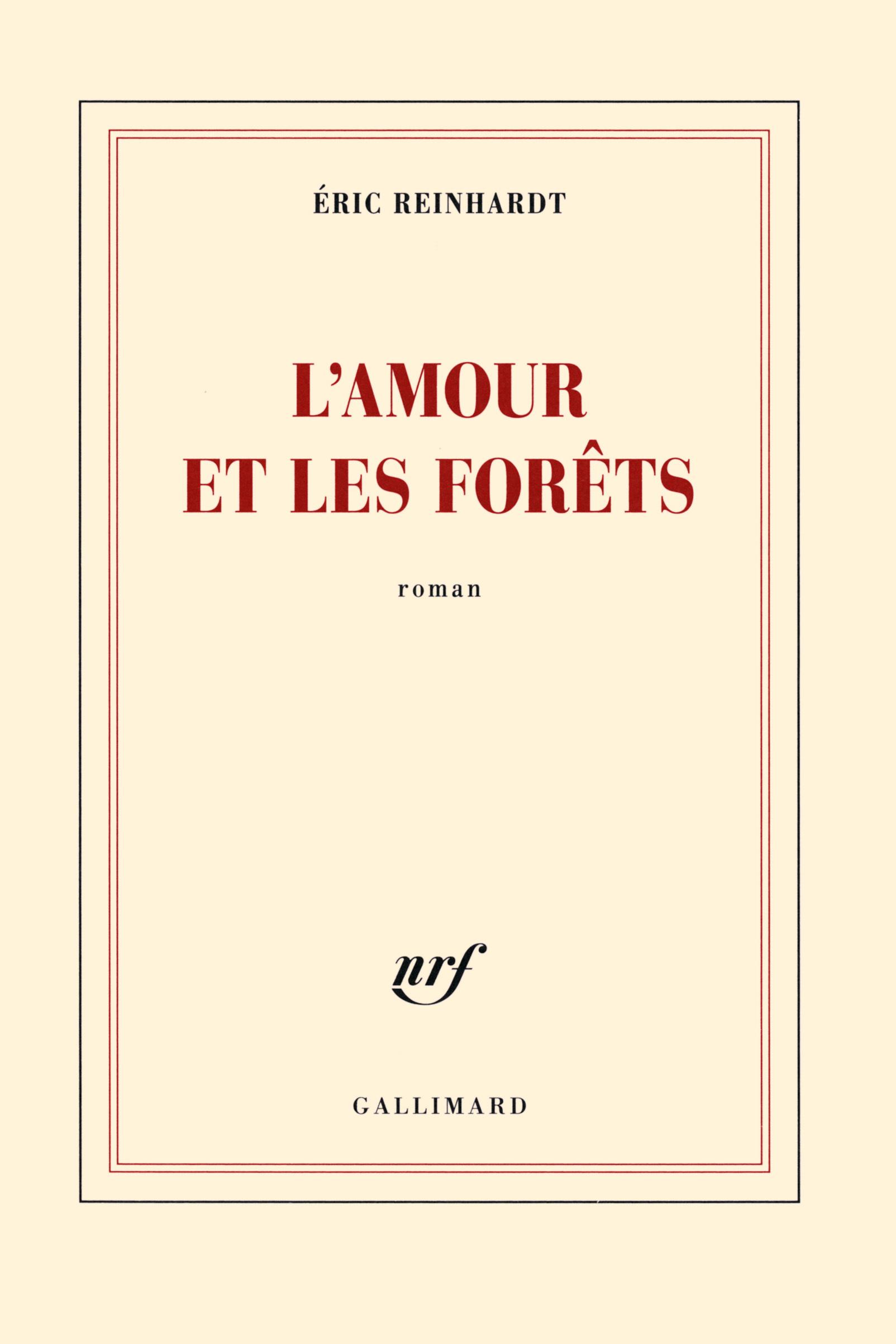 L'AMOUR ET LES FORETS