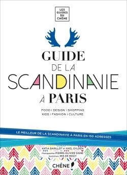 GUIDE DE LA SCANDINAVIE A PARIS