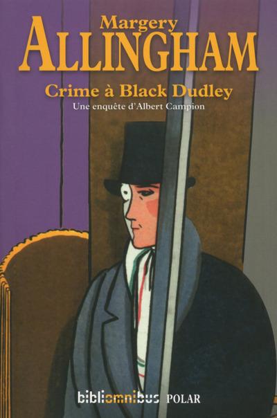 CRIME A BLACK DUDLEY