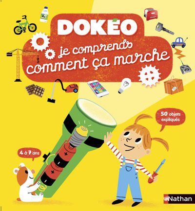 JE COMPRENDS COMMENT CA MARCHE - DOKEO