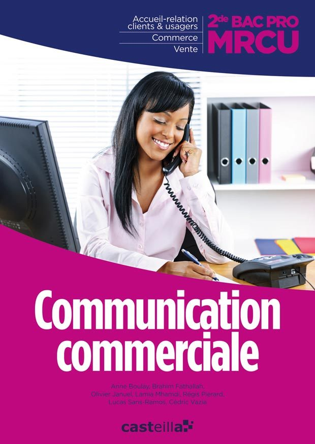 MRCU COMMUNICATION COMMERCIALE 2E