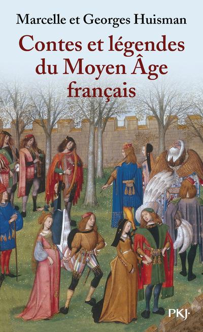 CONTES ET LEGENDES DU MOYEN-AGE FRANCAIS