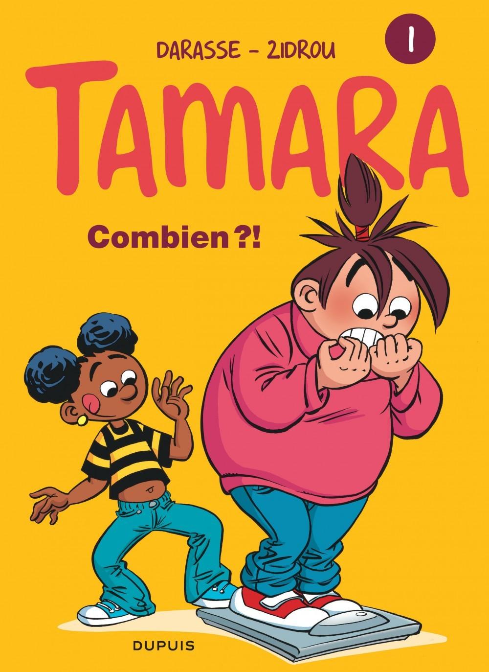 TAMARA T1 COMBIEN ?!