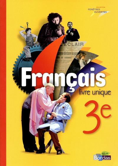 FENETRES OUVERTES FRANCAIS 3E