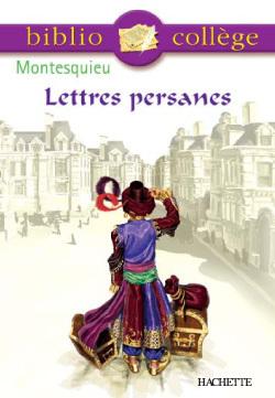 BIBLIOCOLLEGE - LETTRES PERSANES, MONTESQUIEU