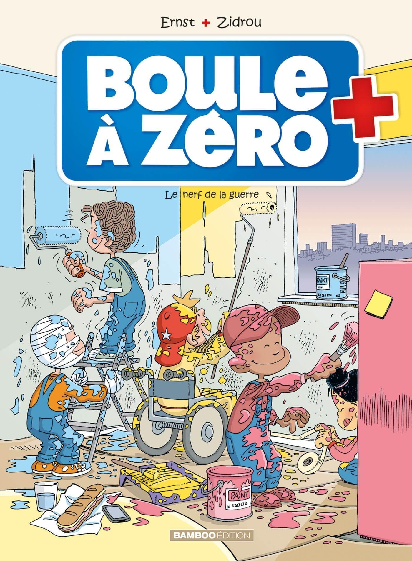 BOULE A ZERO T05