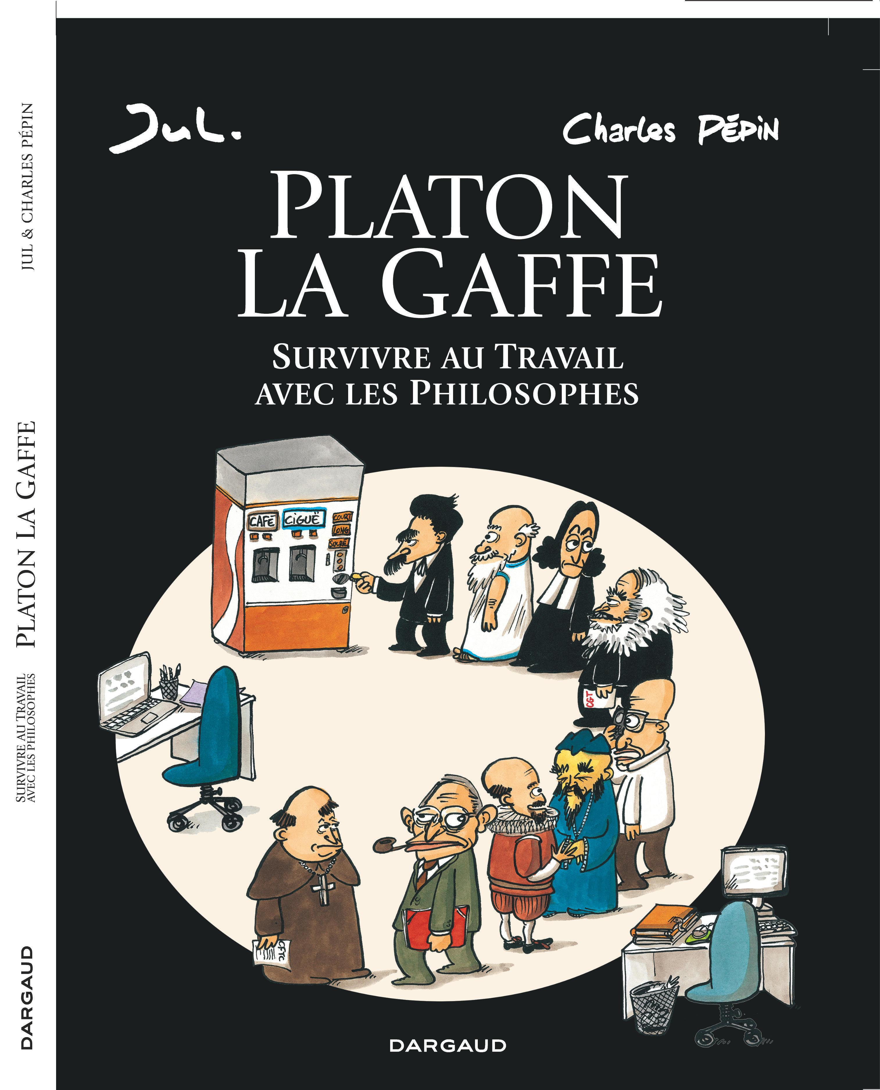 PLATON LA GAFFE PLATON LA GAFFE (ONE SHOT)