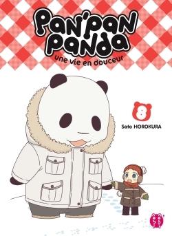 PAN'PAN PANDA - UNE VIE EN DOUCEUR - TOME 8