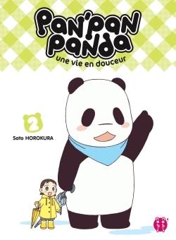 PAN'PAN PANDA, UNE VIE EN DOUCEUR TOME 2