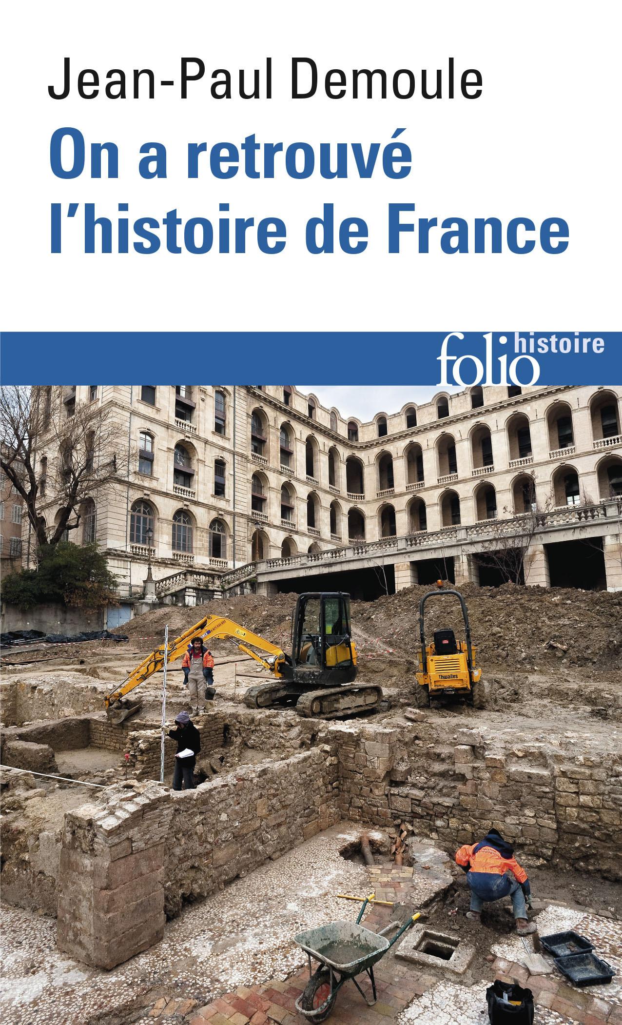 ON A RETROUVE L'HISTOIRE DE FRANCE