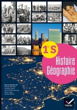 HISTOIRE GEOGRAPHIE 1RE S ED. 2015 - MANUEL DE L'ELEVE