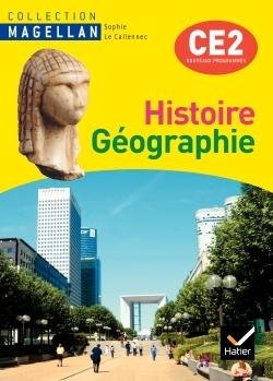 MAGELLAN HISTOIRE-GEOGRAPHIE CE2 ED. 2009 - MANUEL DE L'ELEVE + ATLAS