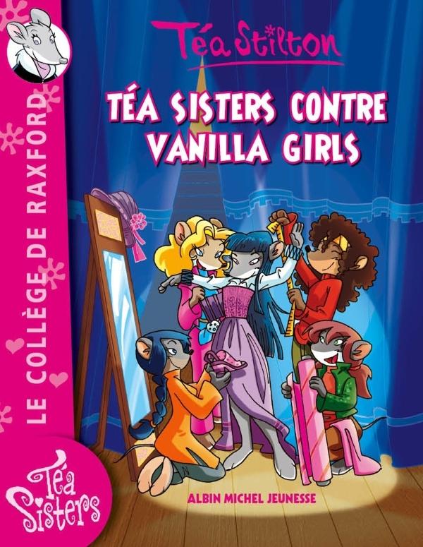 TEA SISTERS CONTRE VANILLA GIRLS - POCHE 1